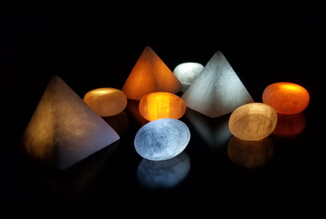 Enchanting Gyspum Ore Lights
