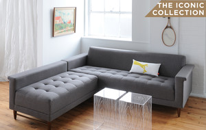 Mid Century-Inspired Modern Furniture