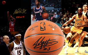 15366640d Steiner Sports - Signed NBA + NCAA Collectibles - Touch of Modern