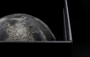 An Interactive 3D Moon