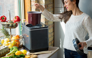 In-Home Odorless Composter