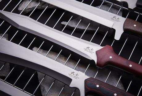 Japanese D2 Tactical Swords