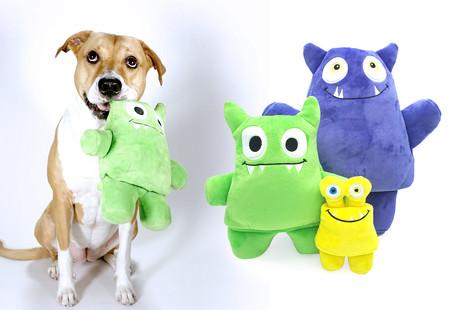 Tearable + Re-Attachable Dog Toys
