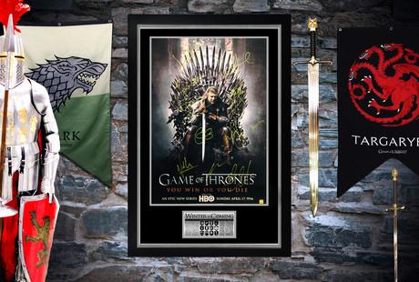 Game of Thrones Memorabilia