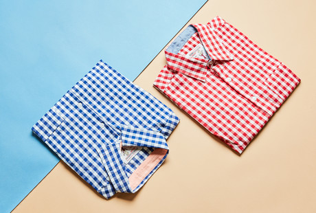 Dress Shirts, Ties & Pocket Squares