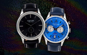 Vintage Inspired German Watches