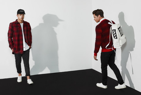 Street-Smart Sweatshirts + Tees