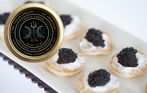 Sustainably-Sourced Caviar