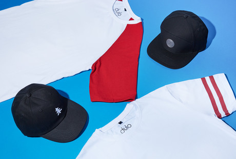 Essential Tees, Caps, & Shorts