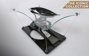 The Floating Coffee Table