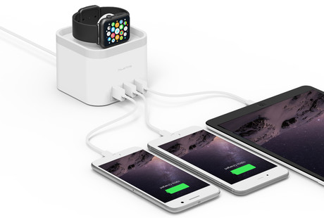 The Apple® Watch Charging Dock