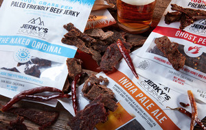Tender Cuts Of Handcrafted Jerky