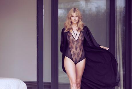Opulent Lace + Silk Lingerie