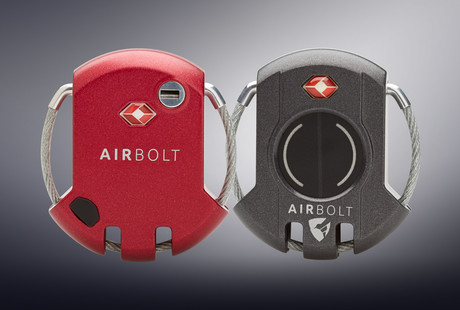 The Smart Luggage Lock + Tracker