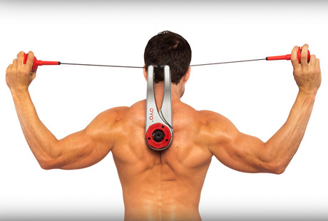 The Total Body Portable Gym
