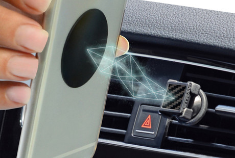 The Universal Magnetic Phone Mount