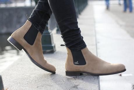 Colorful Chelsea Boots + Dress Shoes