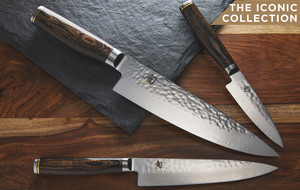 Fine Cutlery Handcrafted in Japan