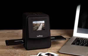 The Portable Film + Slide Scanner