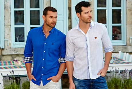 Business Casual Button-ups