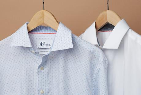 Luxury Italian Dress Shirts