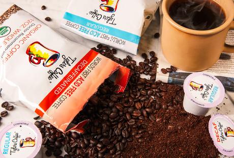 World's Only Acid Free Coffee