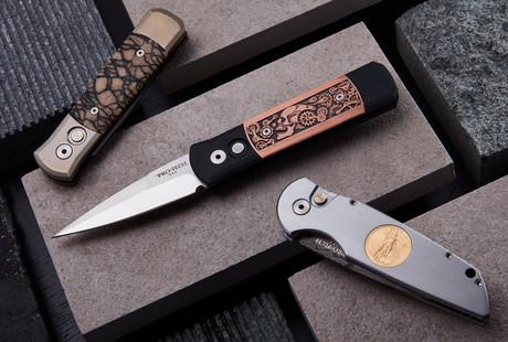 Custom Automatic Knives