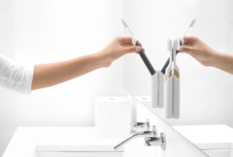 The Most Compact Electric Toothbrush
