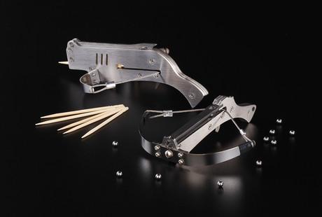 Semi-Automatic Mini Crossbows