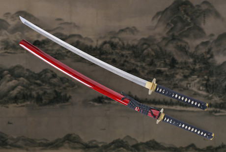 Expertly-Crafted Samurai Swords