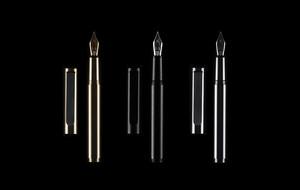 Convertible Fountain Pens