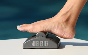 Soothing & Chilling Foot Massager