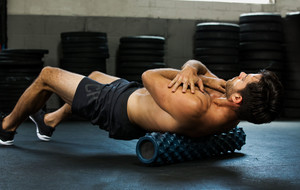 Textured Muscle Foam Rollers