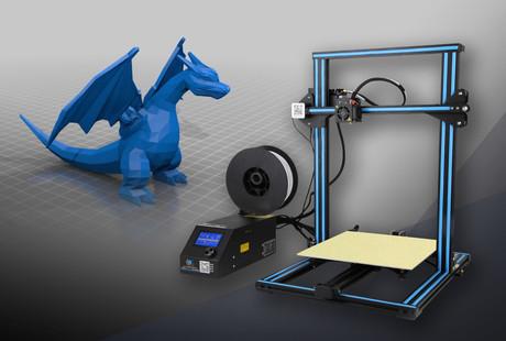 Cutting Edge 3D Printers
