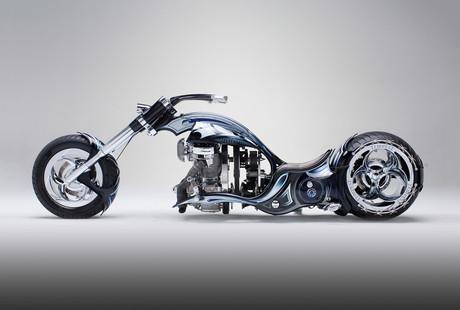 Award Winning Custom Motorcycles