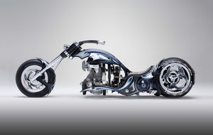 Award Winning Custom Motorcycles