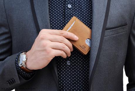 The Slimmest RFID-Blocking Wallet