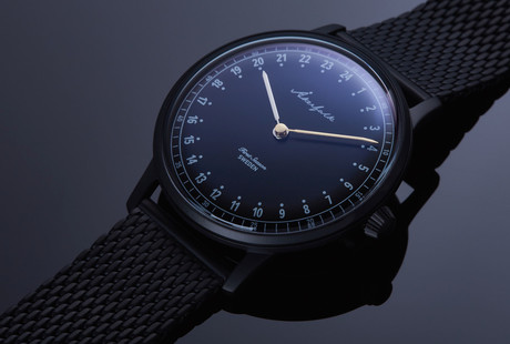 Swedish Watches with Retro Style