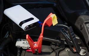 The Mobile-Charging Jump Starter