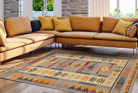 Exclusive Hand Woven Rugs