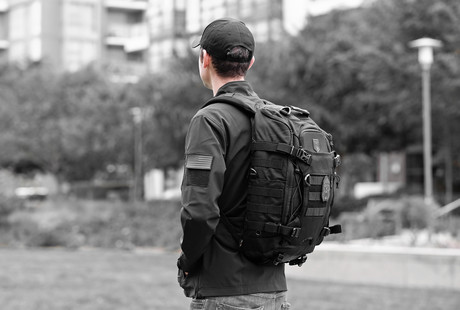 Battle-Ready Pack and Bags
