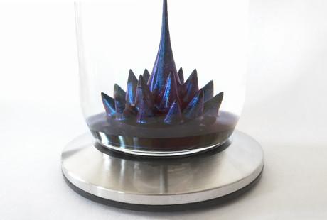 Ferrofluid Sculptures
