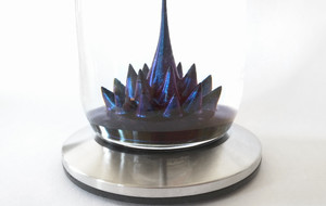 Ferrofluid Sculptures