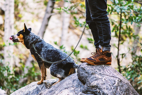 Outdoor Footwear, Redefined