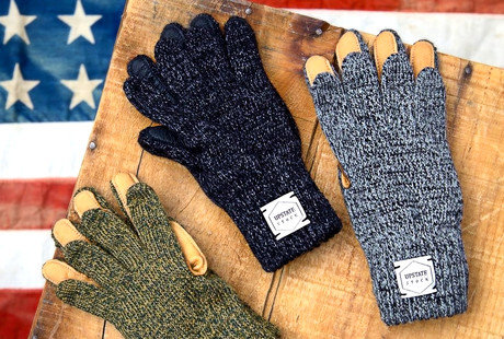 American-Made Gloves & Beanies