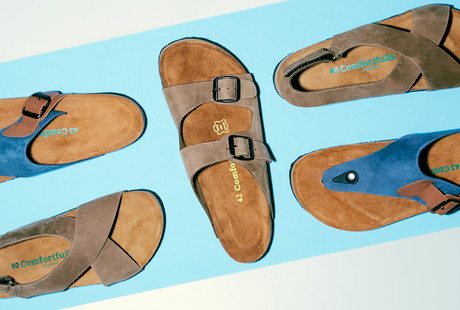 Sandals Made for Summer