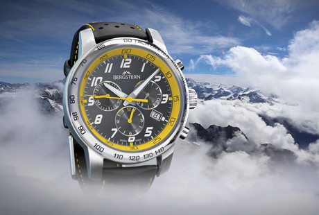 Adventurous Sporty Timepieces