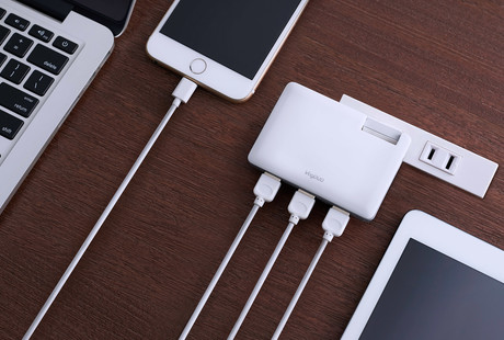 The World's Thinnest Phone Charger