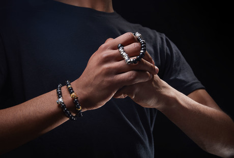 Black Panther Style Power Bracelets