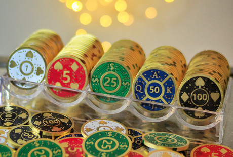 Luxury Poker Chip Sets